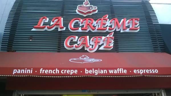 La Creme Cafe