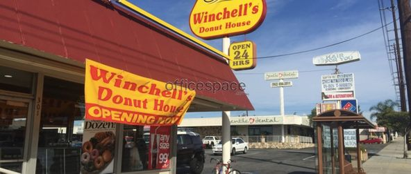Winchell's Donut Shop