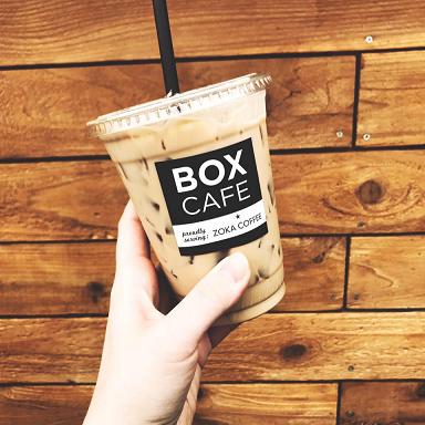 BOX CAFE